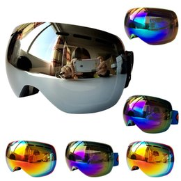 $enCountryForm.capitalKeyWord Canada - Big Lens Skiing Goggle Double Lens Snowboard Gafas Anti-Fog Glasses For Skateboard SG100