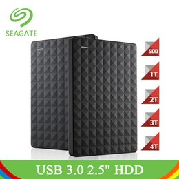 Hard gb online shopping - Seagate Expansion USB quot Portable External Hard Drive HDD Black GB TB TB TB HD Disk For COmputer Laptop STEA4000400