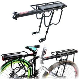 63c32c27855 Aleación de aluminio Bastidores de bicicleta Portaequipajes de bicicleta  MTB Bicicleta de montaña Bicicleta de carretera Bastidor trasero Instalar  ...