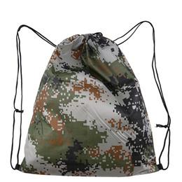 $enCountryForm.capitalKeyWord UK - WCIC Nylon Large Capacity Packing Packback Drawstring Shoulder Travel Shopping Backpack Bag Folding Clothes Storage Pouch