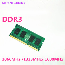 DDr3 online shopping - ddr3 mhz Brand New GB DDR3 Mhz Laptop memory RAM PC3L S GB RX8 RX8 low voltage Pin SODIMM
