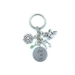 Shop stainless steel music pendants uk stainless steel music 10pcs lot let it go keychain details snowflake music note unicorn charms keychain stainless steel pendant antique silver tone keychain aloadofball Choice Image
