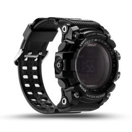 Chinese  single-piece New Sport smart watch buzzer sound alarm sport monitor IP67 waterproof burned calory men watch remote camera watches EX16 manufacturers