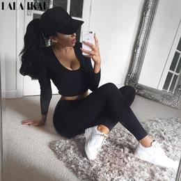 $enCountryForm.capitalKeyWord Canada - Sport Suit Women Tights Yoga Leggings Fitness Tracksuit For Women Jogging Suit Gym Sports Yoga Set Running Sportswear KWP0031-5
