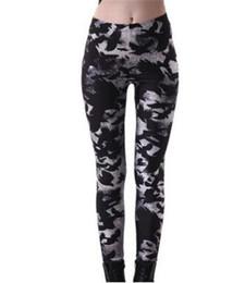 6bfa53d6c9eae Free shipping-Star digital printing wholesale and retail digital crow sexy  Black milk leggings Lgs3117 fashion Yoga