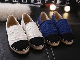 Diseñador de la marca de las mujeres alpargatas de lujo de calidad superior Real de piel de cordero mujeres zapatos planos moda cómodos mocasines casuales dh2h35 en venta