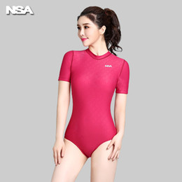 3a1ab2fd8e1a4 Swimsuits Competitive Canada - NSA Arena Swimwear Women One Piece Swimsuit  For Girls Women's Swimsuits Competitive