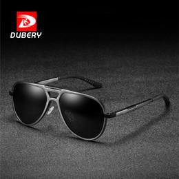 27c382e3ed DUBERY Sunglasses Women Men Polarized Sunglasses Aluminum Magnesium Frame  Sports Outdoor Driving Sun Glasses UV400 TAC Mirror