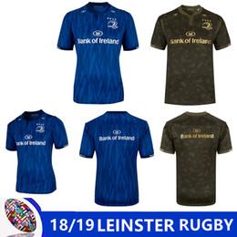 a92790d91a0 LEINSTER ALTERNATE JERSEY 2018 2019 LEINSTER rugby Jerseys Ireland Rugby  League shirt jersey 18 19 leinster shirt size S-M-L-XL-3XL