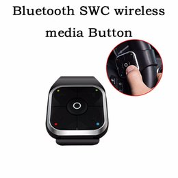 android car control 2019 - Special Bluetooth Steering wheel control wireless media Button without Battery Only For Ownice Android Car DVD discount
