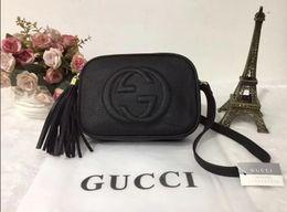 2b804befede3 Высококачественные женские сумки через плечо кожаные сумки через плечо