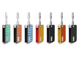 ElEctronic cigarEttE vaporizEr mod online shopping - Newest VapMod Rock Kit VV Box Mod mAh Battery Vaporizer Vape Mods Variable Voltage Mods Kit Electronic Cigarettes Vape Pen