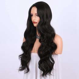 auburn human hair wavy 2019 - 8A Glueless Full Lace Wigs Virgin Brazilian Natural Wavy Human Hair Wig Bleached Knots Lace Front Human Hair Body Wave F
