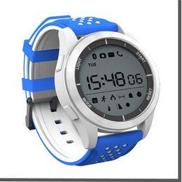 $enCountryForm.capitalKeyWord NZ - 1Pcs Fashion NO.1 F3 Smart Watch Bracelet IP68 waterproof Smartwatches Outdoor Mode Fitness Sports Tracker Reminder Wearable Devices