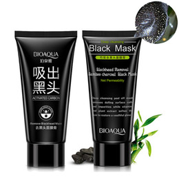 $enCountryForm.capitalKeyWord NZ - BIOAQUA Facial Blackhead Remover Deep Cleaner Mask Nose Mask Suction Treatments Black Head Mask 60g