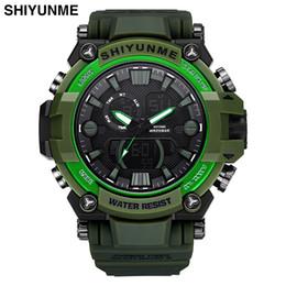 $enCountryForm.capitalKeyWord Australia - Men's Sports Wrist Watches Men Alarm 50M Waterproof Male Watch LED Digital Wristwatches For Men Relogio Masculino