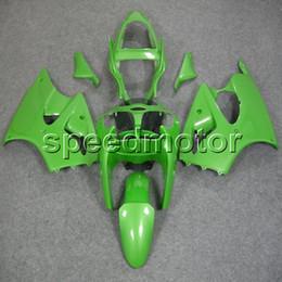 $enCountryForm.capitalKeyWord Canada - 23colors+Gifts Injection mold green motorcycle cowl Fairing for Kawasaki NINJIA ZX6R 2000-2002 ZX 6R 00 01 02 ZX-6R ABS plastic