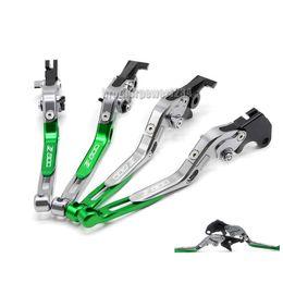 $enCountryForm.capitalKeyWord NZ - CNC Foldable Extendable Brake Clutch lever For Kawasaki Z800 2013-2016