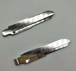 Chevy Wholesale Australia - 10Pcs lot Best Qualit Folding key blade For Isuzu Car key embryo replacing the key head NO.14