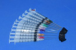 Blunt Tip Syringe NZ - 3ml Industrial Syringes with plastic 1.5in Mixed size Blunt Tip Fill Dispensing Needle Total 33PCS