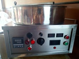 ElEctric control products online shopping - cotton sugar machine patent product automatic temperature control gas electric dual use integrated cotton candy machine
