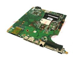 Dv6 Motherboard Australia - 570379-001 for HP DV6 laptop motherboard DDR2 Free Shipping 100% test ok