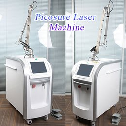 Anti lAser online shopping - Newest Laser Picosecond Tattoo Removal Equipment Freckle Spot Scar Removal Acne Therapy Spa Use Anti Aging Beauty Machine