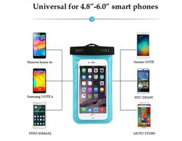 $enCountryForm.capitalKeyWord NZ - Waterproof Case Water Proof Bag 10 color armband pouch Case Cover For Universal Cell Phone Cases all Cell Phone Cell Phones & Accessories