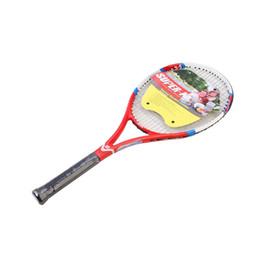 $enCountryForm.capitalKeyWord NZ - Wholesale-full Professional Carbon fiber Tennis Racket For Men and Women training Tennis 1 Piece racket