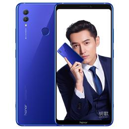 "Original Huawei Honor Note 10 4G LTE Cell Phone 8GB RAM 128GB RAM Kirin 970 Octa core Android 6.95"" AMOLED Full Screen 24.0MP Fingerprint ID 5000mAh Smart Mobile Phone on Sale"