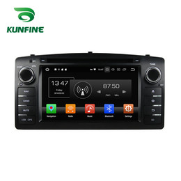 Free Mp3 Player For Android Phone Australia - Android 8.0 Octa Core Car DVD GPS Player Navigation Stereo for TOYOTA Corolla 2004 Radio Headunit Free Map