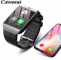 Bluetooth Smart Watch Sim Australia - Bluetooth Smart Watch Smartwatch DZ09 Android Phone Call Relogio 2G GSM SIM TF Card for iPhone Samsung HUAWEI Sony Xiaomi