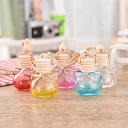 $enCountryForm.capitalKeyWord Australia - 2018 new product car pendant car perfume bottle pendant empty perfume bottle except odor perfume bottle
