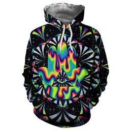trippy art 2019 - Trippy hamsa By Brizbazaar Art 3D Hoodies Men Hoodie Autumn Sweatshirt Unisex Pullovers Novelty Jackets Male Tracksuit B