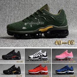 a0e10715c7b1fe Discount air mesh material - 2018 Air TN Men High Quality Running Shoes Tns Nanotechnology  KPU