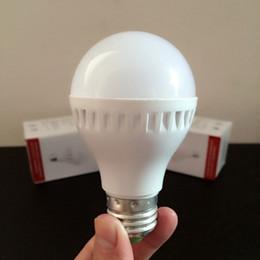 7w Energy Saving Bulb Australia - LED Bulbs E27 Globe Bulbs Lights 3W 5W 7W 9W LED Light Bulbs Warm Pure White Super Bright Light Bulb Energy-saving Light