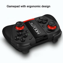 $enCountryForm.capitalKeyWord Australia - MOCUTE 050 Bluetooth Game Controller Phone Gamepad Wireless Joypad Joystick with Clip for Android iOS Tablet PC VR TV BOX
