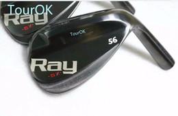 Golf Wedges Australia - New Mens Golf head TourOK ray Golf wedges head 52.56.58.60 wedges clubs no shaft Free shipping