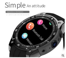 $enCountryForm.capitalKeyWord NZ - New Smart Watch Bluetooth IP67 Waterproof 3GWIFI Precise GPS Positioning Navigation Real-time Heart Rate and Blood Pressure Monitoring Fusel