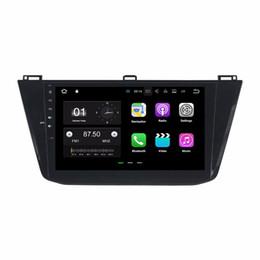 "Africa Gps Australia - 10.1"" Android 7.1 Car Radio GPS Multimedia Head Unit Car DVD for VW Volkswagen Tiguan 2016 With 2GB RAM Bluetooth Mirror-link USB DVR"