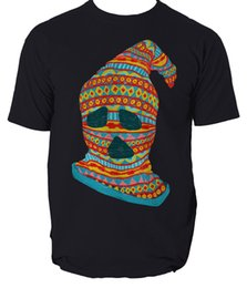 Custom Print T Shirt Cheap Australia - Grost thief t shirt funny bandit S-3XL 2018 hot tees custom printed tshirt free shipping cheap tee T shirt printing