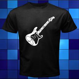 Black S Guitar NZ - Rock Heavy Metal Style New Dire Straits *Guitar Logo Rock Black T-Shirt Size S M L XL 2XL 3XL Summer Style T shirt