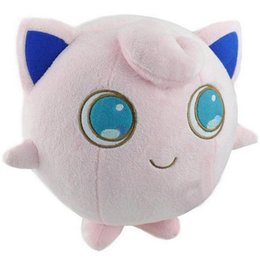 Chinese  Jigglypuff plush cute Pocket monster game Anime toys for Children gift decoration souvenir Christmas birthday present doll manufacturers