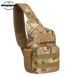 $enCountryForm.capitalKeyWord Canada - Molle 900D Tactical Chest Bag Men Hunting Shoulder Bag with Bottle Pouch Nylon Outdoor Sports EDC Camping Equipment