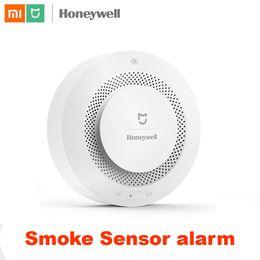 $enCountryForm.capitalKeyWord NZ - heap Smart Remote Control 100% Xiaomi Mijia Honeywell Smoke fire sensor Alarm Detector Audible Visual Smoke Sensor Remote Mi Home Smart A...
