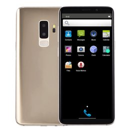 China 5.8 6.2 6.3 inch Full Screen Goophone N9 9 Plus S8 Note8 Fingerprint 3G WCDMA Quad Core Face ID Show 4G LTE Octa Core 128GB 256GB Smartphone cheap bit bar suppliers