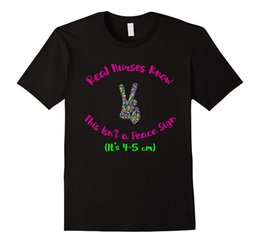 Chinese  Labor and Delivery RN T-Shirt Funny L&D Peace Sign Shirt manufacturers