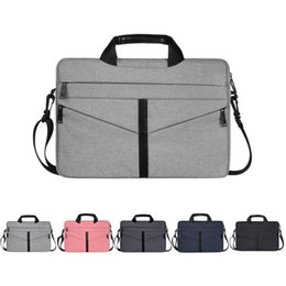 Chinese  Simple office briefcase computer bag envelope male and female universal laptop tablet computer bag 17 Inches manufacturers