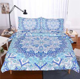Weiße Duvet Blaue Blumen Online Großhandel Vertriebspartner Weiße