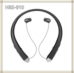 $enCountryForm.capitalKeyWord NZ - HBS 910 Wireless Sport Neckband Headset In-ear Headphone Bluetooth Stereo Earphones Headsets For LG HBS-900 iPhone X 8 Samsung S8